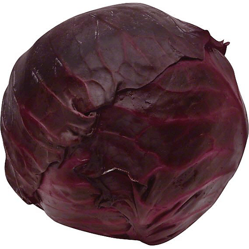 Organic Cabbage Red