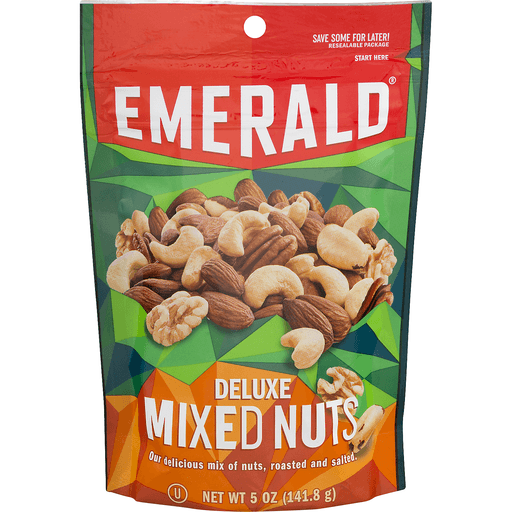 Emerald Mixed Nuts, Deluxe