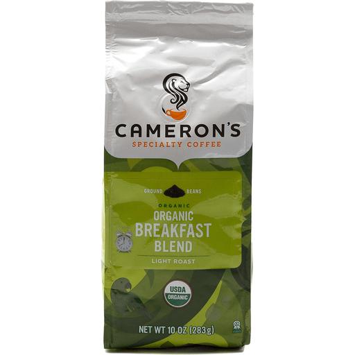 Camerons Org Breakfast Blend Ground