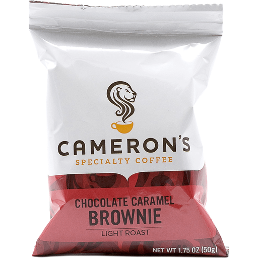 Cameron's Chocolate Caramel Brownie