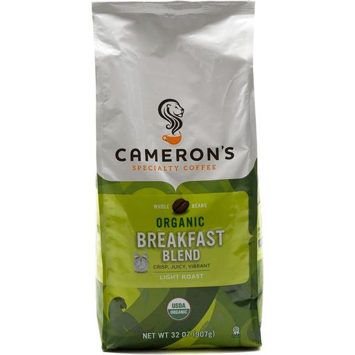 Cameron's Organic Breakfast Blend