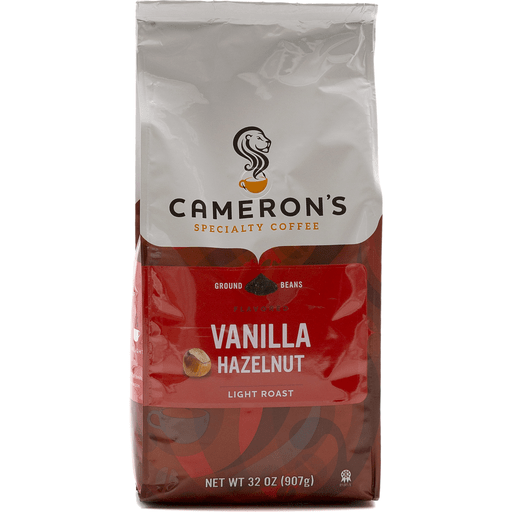 Camerons Vanilla Hazelnit Ground