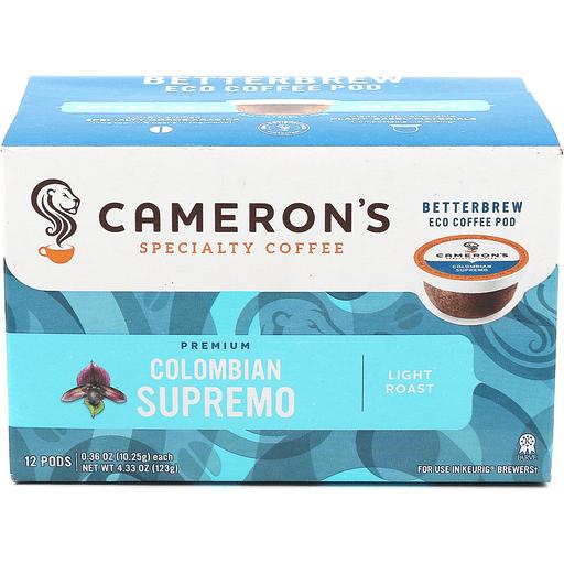 Cameron's Single Serve Columbian Coffee