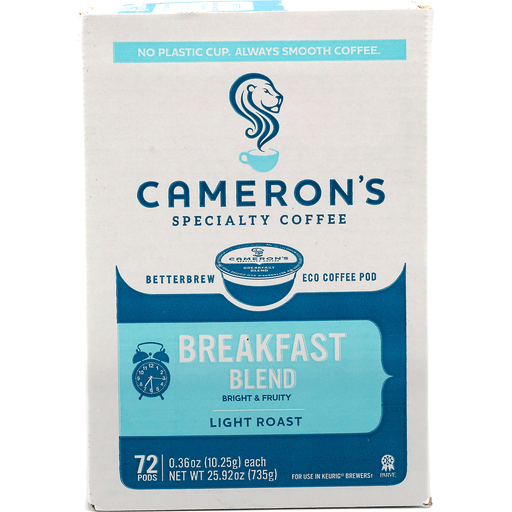 Cameron's 72 Ct Breakfast Blend