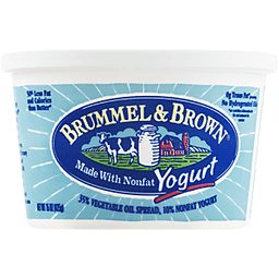 Vegetable Oil 10% Nonfat Yogurt Spread