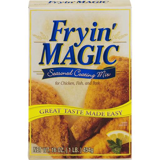 Fryin Magic Fryin' Magic Seasoned Coating Mix