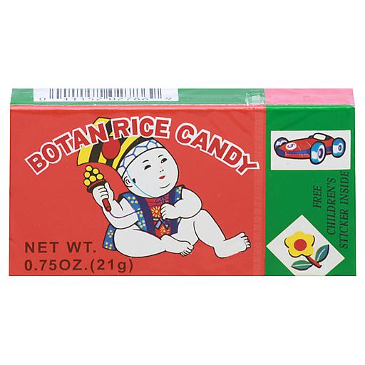 Hapi Botan Ame Rice Candy