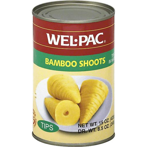 Wel-Pac Bamboo Shoot Tips