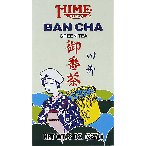 Jb Bancha Green Tea