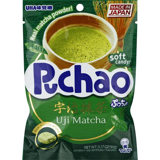 Mikauto Puchao Matcha Bag