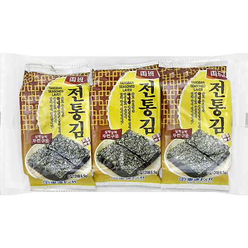 Dongwon Yangban Seasoned Laver