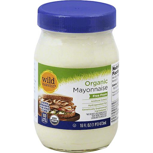 Wild Harvest Organic Mayonnaise