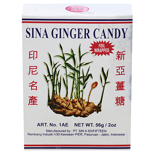 Ting Ting Ginger Candy
