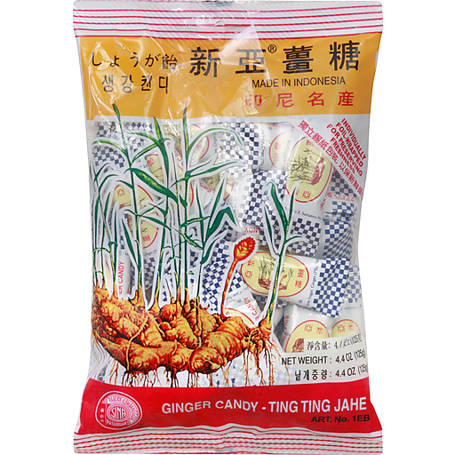 Ting Ting Indo Ginger Candy