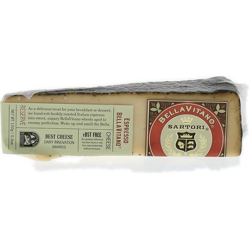 Sartori Reserve Cheese, Espresso Bella Vitano