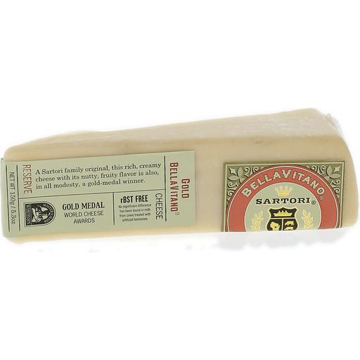 Sartori Reserve Cheese, Bella Vitano Gold