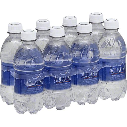 Aquafina Purified Drinking Water - 8 PK
