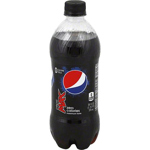 Pepsi Max Zero Calorie Cola   Superlo Foods