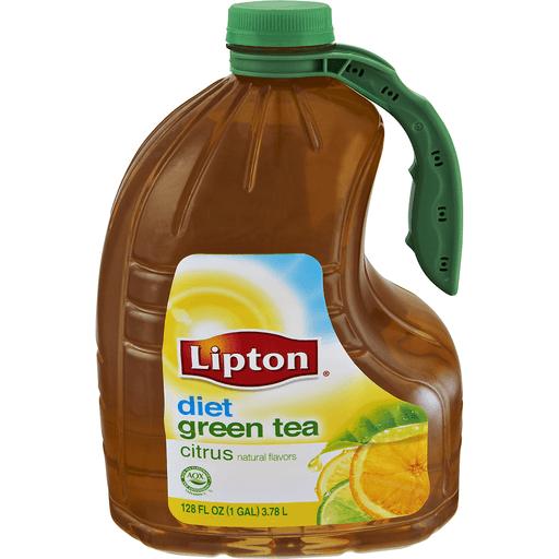 Lipton Green Tea, Citrus, Diet