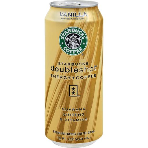 00012000028496 Starbucks Doubleshot Energy Energy Coffee