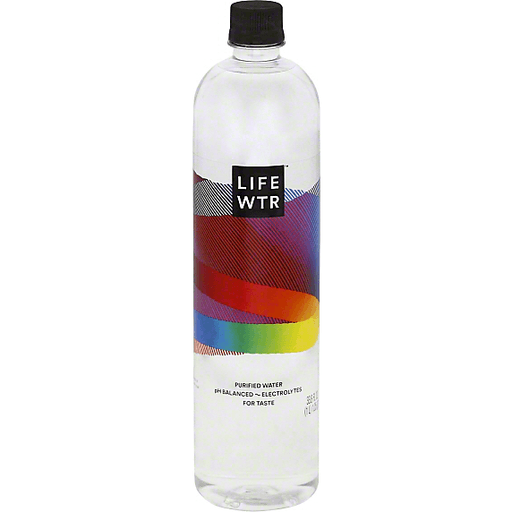 LifeWtr Water, Purified