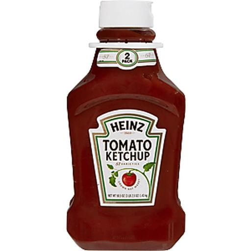 Heinz Tomato Ketchup - 2 CT