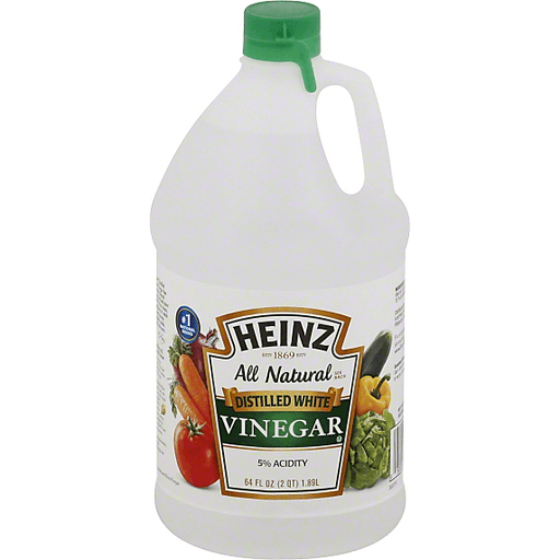 Heinz All Natural Distilled White Vinegar 64 fl. oz. Jug