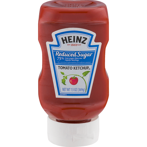Heinz Tomato Ketchup Reduced Sugar