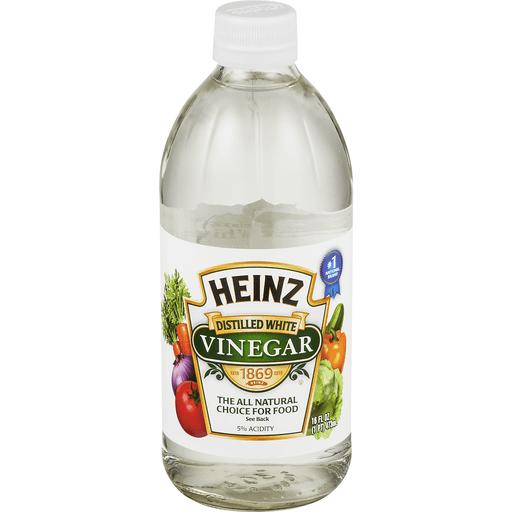 Heinz All Natural Distilled White Vinegar 16 fl. oz. Bottle