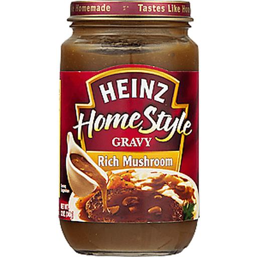 Heinz Gravy Homestyle Rich Mushroom