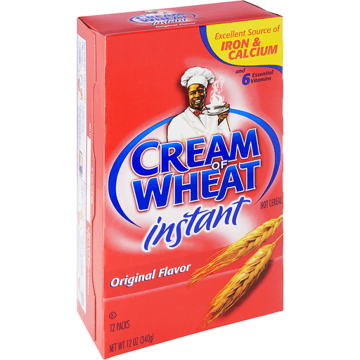 Cream Of Wheat Hot Cereal, Instant, Original Flavor