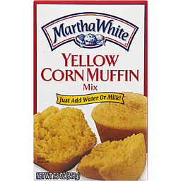 purity cornmeal muffins
