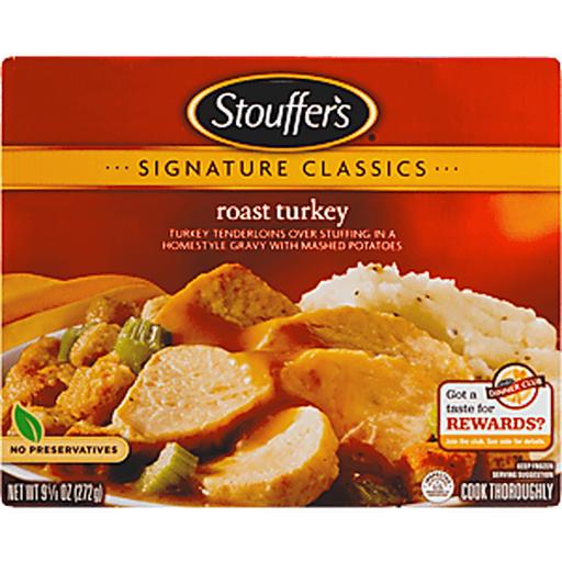 Stouffers Classics Roast Turkey