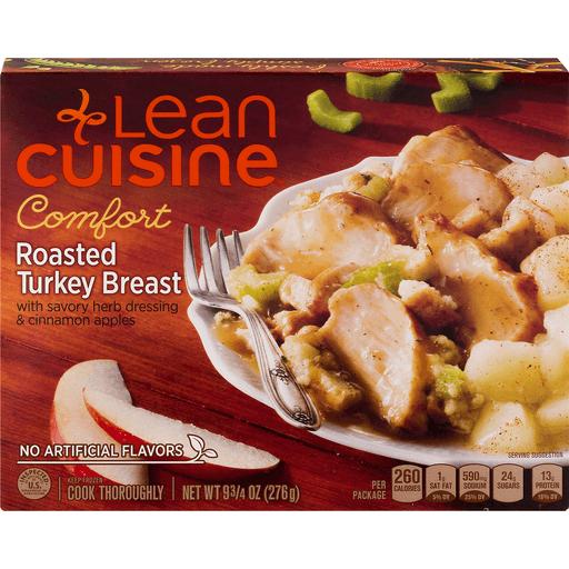 Lean Cuisine Comfort Roasted Turkey Breast