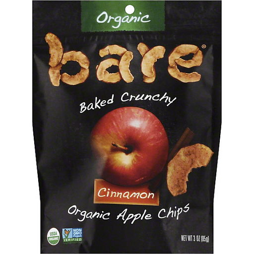 Bare Simply Cinnamon Crunchy Apple Chips