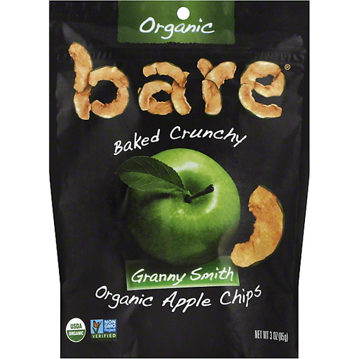 Bare Great Granny Crunchy Apple Chips