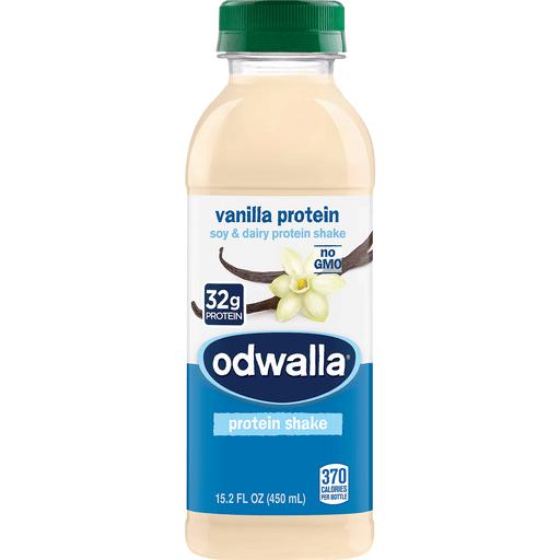 Odwalla Vanilla Protein Monster