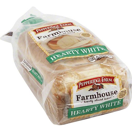 Pepperidge Farm Farmhouse Bread Hearty White White Sourdough Bread Rastelli Market Fresh