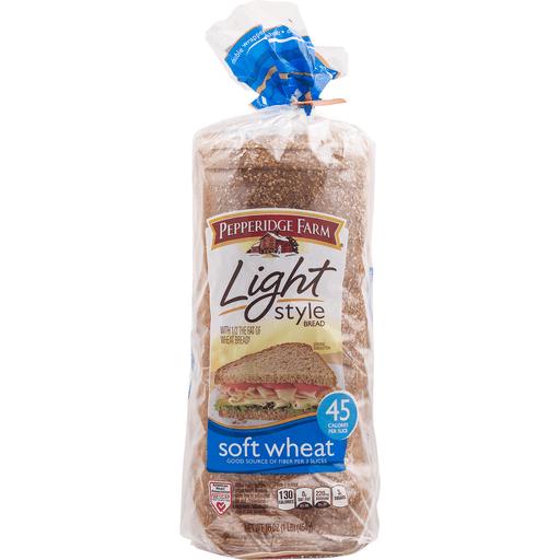 Light Style, Soft Wheat   Multi-Grain