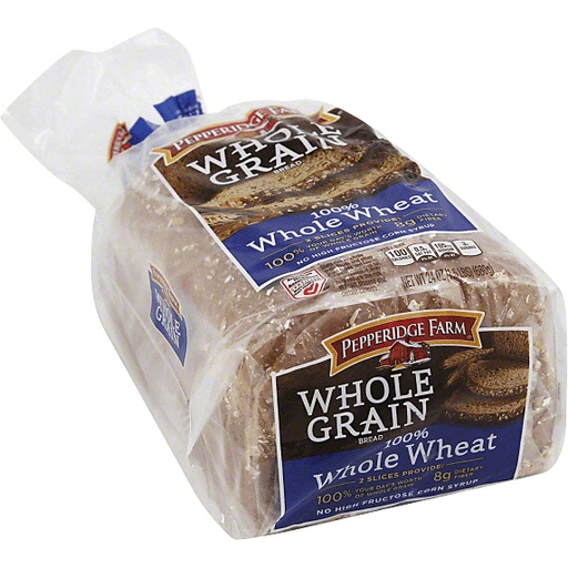 Pepperidge Farm Whole Grain Bread, 100