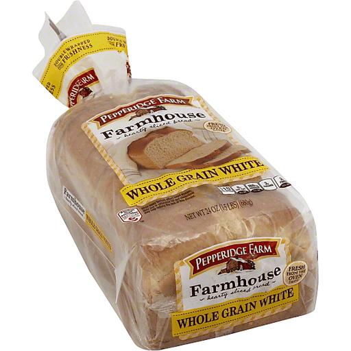 Pepperidge Farm Farmhouse Bread Whole Grain White White Sourdough Bread Sendik S Food Market