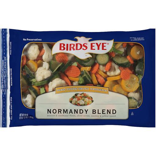 Birds Eye Vegetables, Normandy Blend