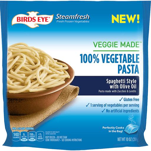 Birds Eye® Steamfresh® Veggie Made™ Spaghetti Style with Olive Oil 10 oz. Bag