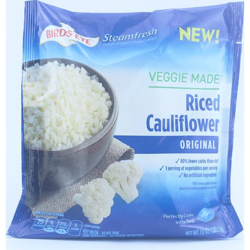 Birdseye Riced Cauliflower
