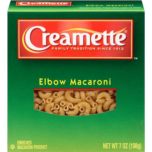 Creamette® Elbow Macaroni Pasta 7 oz. Box