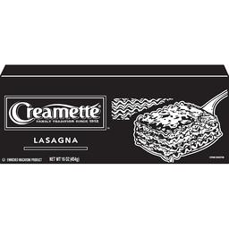 Creamette Lasagna