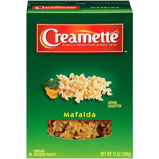Creamette® Mafalda 12 oz. Box