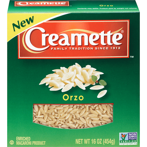 Creamette Orzo