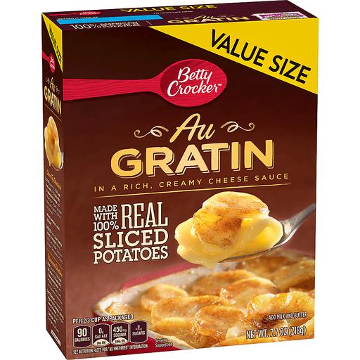 Betty Crocker® Au Gratin Potatoes 7.7 oz Box