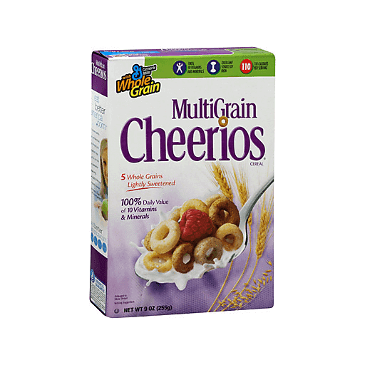 Cheerios Cereal, Lightly Sweetened